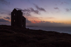 Wheal Coates mine (Timmers22) Tags: building sunset mine ruin stagnes cornwall unitedkingdom buildings