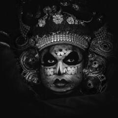 Theyyam (ayashok photography) Tags: ayp4576 theyyam kerala nativegod cwc chennaiweekendclickers
