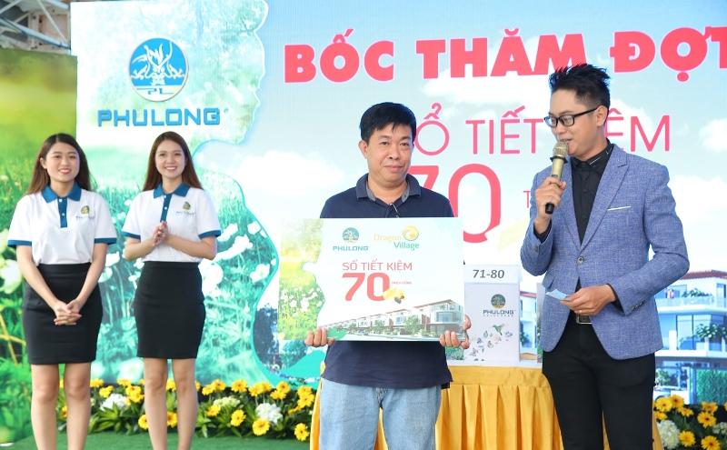 Dragon Village: Khách hàng giành quyền mua sạch trong ba đợt mở bán