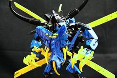 Minoss v2 #2 (Masteryker) Tags: masteryker bionicle bioniclemoc herofactory herofactorymoc stopmotion skyset skysetmultiverse lego creation nebula