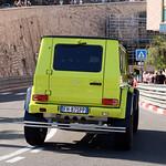Mercedes-Benz G 500 4X4² thumbnail
