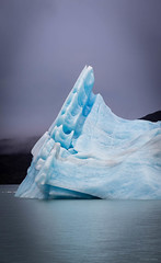 Iceberg near Upsala Glacier, Patagonia, Argentina (Christian Kaden) Tags: argentina argentinien eisberg natur nature patagonia patagonien iceberg 氷山 自然