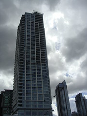 Towers of Hell (knightbefore_99) Tags: dumb greed foreign tower hell doom condos metrotown kingsway burnaby concrete urban corruption sick ugly blight leaky slum