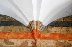 Damascus,Syria (Soulz84) Tags: architecture pattern historic symmetry decorativeart decorative art palace damascene explorer wanderer discover capture traditional nikon nikond3200 d3200 monument ablaq closeup stonework traditionalhouse azmpalace damascus syria