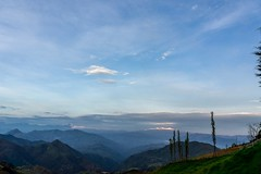 In the morning... (fotosclasicas) Tags: morning mountains cloudsstormssunsetssunrises highlands landscape paisaje colombia sunrise