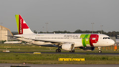 Airbus A320-214 CS-TNY TAP - Air Portugal (William Musculus) Tags: frankfurtmain frankfurt am main fra eddf airport flughafen spotting cstny tap air portugal airbus a320214 a320200 william musculus