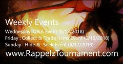 Don't miss our upcoming events!  www.rappelztournament.com  #rappelz #mmorpg #game #tournament #pet #gamer #item #gamers #gamergirl #computer #discord #gamepower7 #event (rappelztournament1) Tags: rappelz mmorpg game tournament pet gamer item gamers gamergirl computer discord gamepower7 event