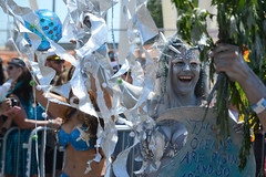 Mermaid Parade 2018 (Samicorn) Tags: nikon brooklyn mermaid costume parade summer june nyc newyorkcity boardwalk coneyisland sunny festival glitter shiny gothamist mermaidparade brokelyn timeout