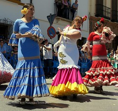 Baile-Romería 2018- Alameda.(Málaga) (lameato feliz) Tags: alameda romería fiesta baile color