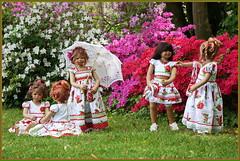 Kindergartenkinder ... (Kindergartenkinder 2018) Tags: gruga grugapark essen azaleen kindergartenkinder tivi annemoni sanrike kindra annette himstedt milina