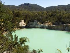 Little Blue Lake (Baractus) Tags: little blue lake john oates tasmania australia pepperbush inala nature tours pepper bush adventures