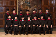 2018 Commencement at St. Mary's Seminary & University (Photo credit:  Larry Canner Photography)