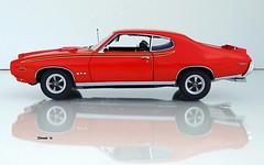1969 Pontiac GTO Judge 06 (JCarnutz) Tags: 124scale diecast danburymint 1969 pontiac gto thejudge