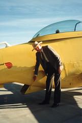 bob hoover collection image (San Diego Air & Space Museum Archives) Tags: p51 p51mustang radiatorexhaust northamericanp51mustang aviator testpilot robertandersonbobhoover robertandersonhoover rabobhoover robertahoover roberthoover rahoover bobhoover hoover n51rh oleyeller 4474739 usaaf cn12241279 12241279 rcaf9297 9297 royalcanadianairforce rcaf n8672e n151q cavalieraircraft cavalier aviation aircraft airplane militaryaviation northamericanaviation naa northamerican northamericanp51 northamericanmustang mustang northamericanp51dmustang northamericanp51d p51dmustang p51d p51d30na rollsroyce rr rollsroycemerlin merlin merlinengine packard packardv1650merlin packardv1650 packardmerlin v1650 v16507