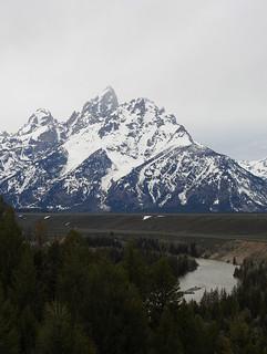 Teton - Majestic Mountains