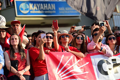 AYDIN MITINGI (FOTO 2/4) (Kişisel Photoblog) Tags: ziyakoseogluphotographerphotojournalistpoliticportrait siyaset sol sosyal sosyaldemokrasi chp cumhuriyet cumhurbaskani adayi ince muharrem aydin miting politika turkey turkiye tbmm engin altay ankara