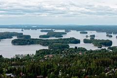 Kuopio (Tuomo Lindfors) Tags: kallavesi kuopio finland suomi dxo filmpack puijontorni puijotower järvi lake vesi water saaristo archipelago