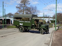 1916 Albion A10 (Terry Pinnegar Photography) Tags: beamish museum countydurham vintage lorry truck ww1 army albion a10 bf6879