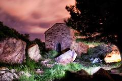 Luz de luna. (De carrusel) Tags: 2018 nocturnas varios carrusel olesademontserrat catalunya españa es