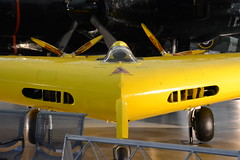 NASM_0018 Northrop N-1M flying wing (kurtsj00) Tags: nationalairandspacemuseum nasm smithsonian udvarhazy northrop n1m flying wing