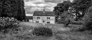 Old Abandoned Farm House - Derbyshire UK