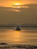 Bristol Chanel Sunset (tramsteer) Tags: tramsteer portishead bristolchannel newport wales sunset tugboat workboat tidal avonmouth