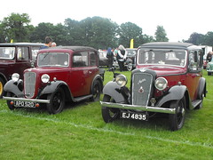Classic Austins @ Luton 2018 (Andy Reeve-Smith) Tags: austin austinofengland seven 7 10 lutonfestivaloftransport lutonfestivaloftransport2018 festivaloftransport 2018 stockwoodpark luton bedfordshire beds