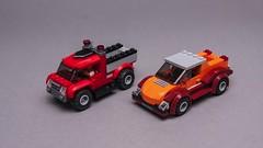 #KeepOnBricking mocs (KEEP_ON_BRICKING) Tags: lego city car cars moc mocs vehicle conceptcar minifigure scale keeponbricking custom design 2018 video