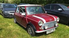 Mini Cooper 1.3i (Sam Tait) Tags: icon red car british rare retro classic cooper mini rover austin 1997 13 13i injection