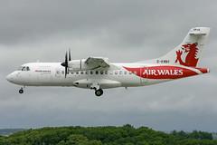 Air Wales - ATR 42-320 G-KNNY @ Cardiff (Shaun Grist) Tags: gknny aw airwales atr42 shaungrist cwl egff cardiff cardiffairport cardiffrhoose rhoose wales airport aircraft aviation aeroplanes airline avgeek