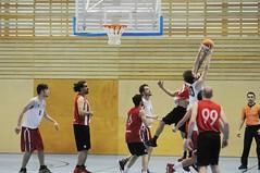 Partit AE Bàsquet Pratenc vs UE Montgat B (Ajuntament del Prat) Tags: elprat elpratdellobregat esports aebàsquetpratenc bàsquet cemjulioméndez