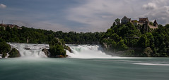 Rhine Falls (kanaristm) Tags: waterfall wasserfall rhine rhinefall rhinefalls schaffhausen switzerland europe kanaris kanarist kanaristm tkanaris tmkanaris tmk copyright2018tmkanaris copyright2018kanaristm nikon d850 2470mmf28evr lee superstopper nd 15stop