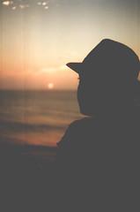 Clara en Boca Grande (Alejandro Hoyos Hurtado) Tags: cartagena boca grande sunrise sunset sun fiel girl mar