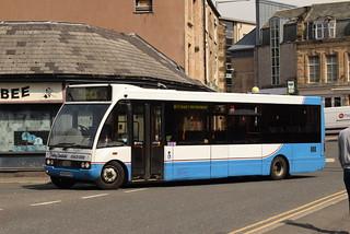 KL KX03KYS @ Lancaster bus station