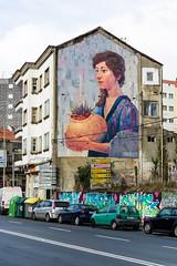 SCQ - 20180107 - 16 (r2hox) Tags: cestolanacachola santiagodecompostela urbanart grafitti arteurbano