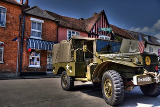 Dodge at Lavenham.
