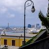 Luci di Genova (Gian Floridia) Tags: castelletto genova giorgiocaproni lanterna liguria ascensore belvedere lampione luci paradiso poesia porto spianata italy it