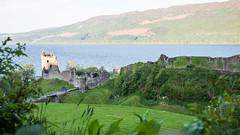 Urquhart Castle, Loch Ness, Scotland (Lucia001) Tags: landscape ruins castle scottishcastle historicscotland scottishlandscape scotland lochness urquhartcastle
