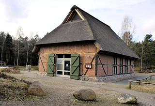 Nemitzer Heide Heidehaus