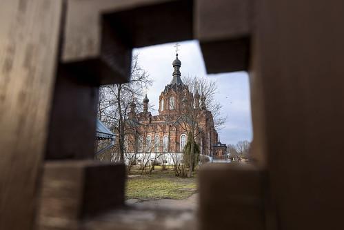 Шамординский монастырь