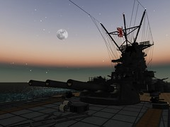 ★Battleship Yamato★ (ღ:Yuzღ:) Tags: secondlife battleship yamato virtual world