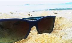 🌊 (__jo_) Tags: seaside sea sealife greece hellas beauty beachlife beach glass sunglass blue sand colors