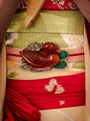 Obidome - 08 (Stéphane Barbery) Tags: geiko japan japon kyoto maiko obidome 五花街の夕べ 京都 帯留め 日本