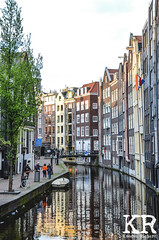 Canal (keegrich89) Tags: architecture canals canal europe netherlands amsterdam boats