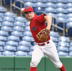 Luke Williams (Buck Davidson) Tags: luke williams buck davidson 2018 philadelphiaphillies clearwater threshers florida state minor league baseball sports prospect milb minorleaguebaseball nikon d500 nikkor 300mm f28 afs