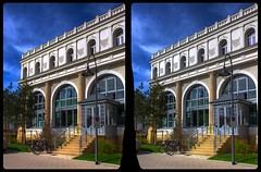Lahmann Park, Dresden 3-D / CrossView / Stereoscopy / HDRaw (Stereotron) Tags: saxony sachsen dresden elbflorenz weiserhirsch architecture quietearth europe germany deutschland crosseye crossview xview pair freeview sidebyside sbs kreuzblick 3d 3dphoto 3dstereo 3rddimension spatial stereo stereo3d stereophoto stereophotography stereoscopic stereoscopy stereotron threedimensional stereoview stereophotomaker stereophotograph 3dpicture 3dimage twin canon eos 550d yongnuo radio transmitter remote control synchron kitlens 1855mm tonemapping hdr hdri raw