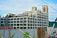 Ten Story Crosley Building (durand clark) Tags: crosley campwashington cincinnatiohio crosleycorporation powellcrosley artdeco abandoned nikond750 nikon55mmf28manuallens southwestohio