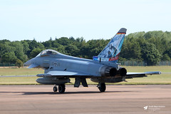 30+26 Eurofighter EF.2000GS, German Air Force, RAF Fairford, Gloucestershire (Kev Slade Too) Tags: 3026 eurofighter ef2000 germanairforce raffairford gloucestershire luftwaffe riat2017 egva