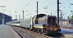 1979   2900  F (Maarten van der Velden) Tags: frankrijk france frankreich francia lille sncf sncfc61023 sncfc61000