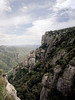 Another view from Montserrat (FamHiroshima) Tags: spain landscape landscapes montserrat mountain cliff mountainscape nature scenic explore wild monastery europe travel range height omd olympus
